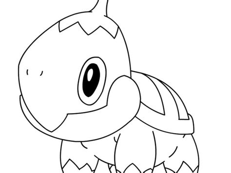 Turtwig Coloring Pages Www Imgkid Com The Image Kid Turtwig Coloring Pages