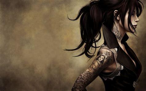 hd tattoo drawing tattoo wallpaper and background image 1440x900 id 367618