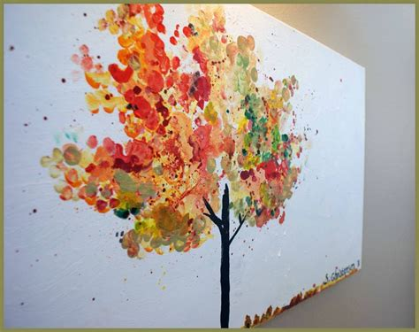 acrylic painting ideas fall 1000 images about fall canvas painting ideas on