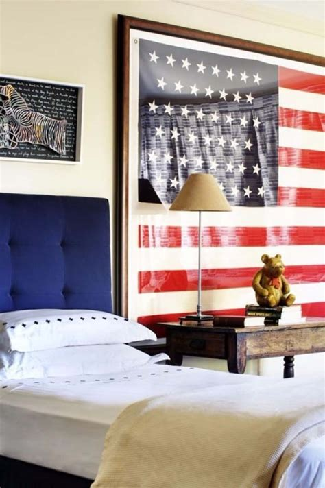 flag decorations for home american flag inspired diy projects to show your patriotic