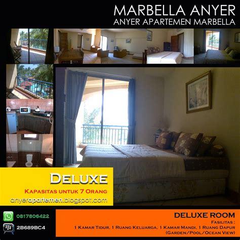 Tipe Meja Billiard disewakan apartemen murah type deluxe suite room di anyer
