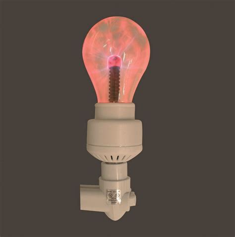 Light Bulbs For Touch Ls by Kikkerland Amazing Plasma Bulb Light Mood L