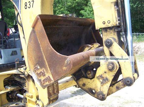 Cat 4in1 caterpillar 416c backhoe 4x4 4in1 qcplr wain roy
