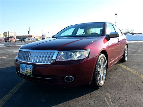 lincoln mkz 2007 2007 lincoln mkz pictures cargurus