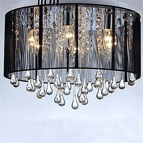 Best Selling Chandeliers Tomda Best Selling Modern Simple Fabric Chandelier Lights With 4 Light Diamater 40cm