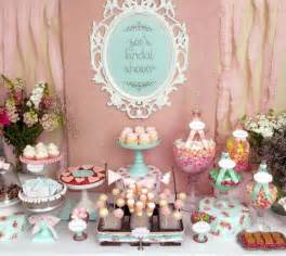 shabby chic bridal shower vintage shabby chic bridal wedding shower ideas