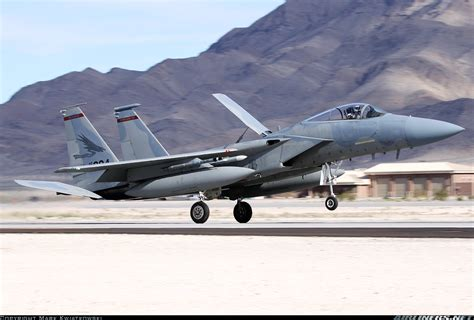 mcdonnell douglas f 15c eagle usa air aviation photo 2416426 airliners net