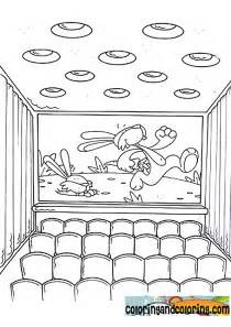theater coloring pages cinema sheets and sketch template