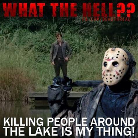 Jason Meme - the walking dead season 4 funny memes the walking dead