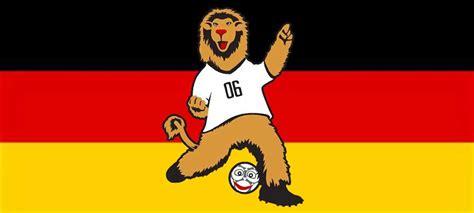 Calendario Alemania 2006 Mascota Mundial Alemania 2006 Quot Goleo Quot Abcpedia