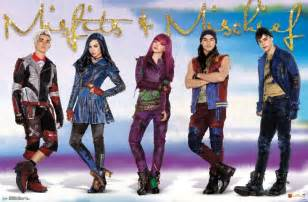 Online Shopping For Wall Stickers descendants 2 group