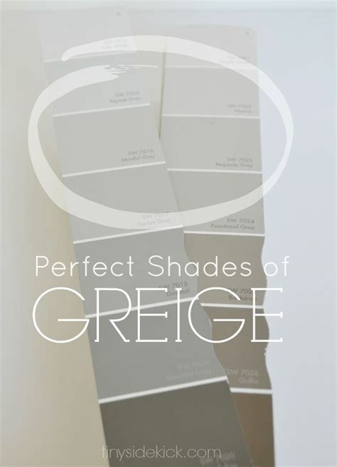 how to pick the perfect gray paint a popular color how to choose the perfect greige paint