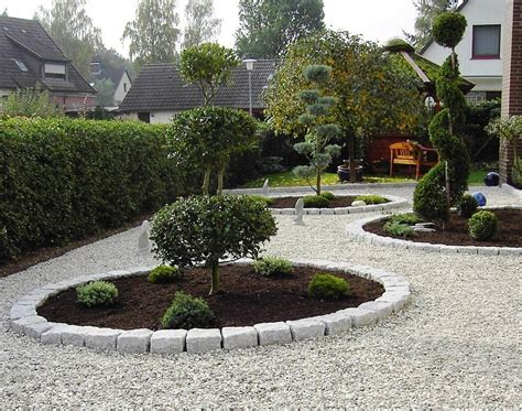 vorgarten mit steinen vorgarten mit steinen und pflanzen vorgarten mit kies