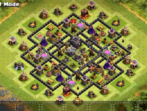 best th9 hybrid base 2016 best th9 hybrid base www pixshark com images galleries