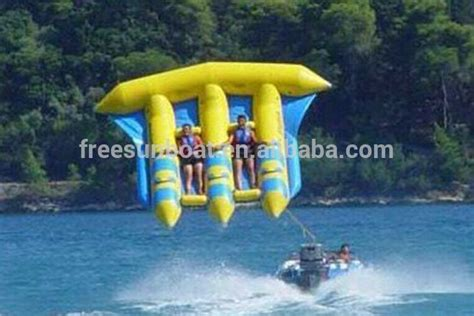 boat towables inflatable flying fish boat towables toys for water tours