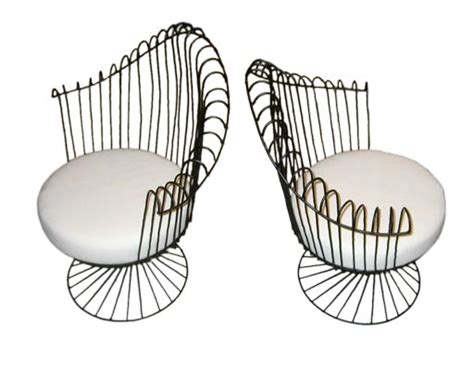 mathieu mategot wire furniture suite at 1stdibs