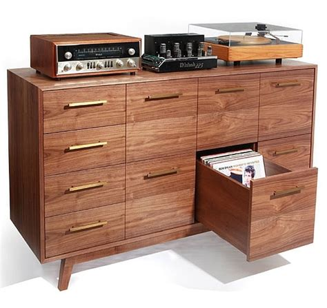 Vinyl Record Storage Cabinet Storage Solutions For Vinyl Record Collectors