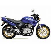 Home Bikes Honda 2001 CB 500