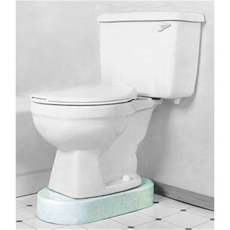 Toilet Pedestal Riser buy bios toilevator toilet base riser at well ca free shipping 35 in canada