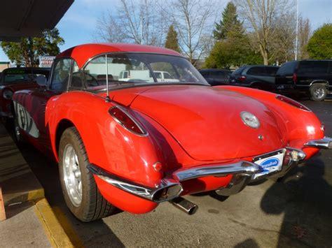 corvette thunderbird corvette and thunderbird and the winner is