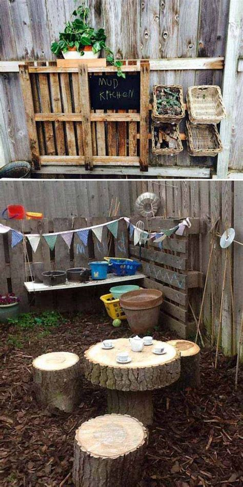 diy backyard play area how to turn the backyard into fun and cool play space for