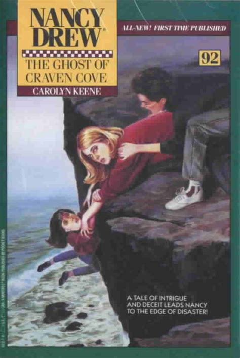 the mystery of craven nancy drew wanderer and minstrel paperbacks