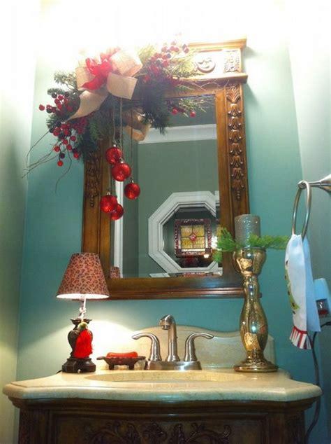 decoracion navide a de interiores decoracion navidena con espejos 11 decoracion de