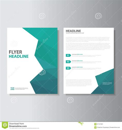 Legion Of Annual Report Template Pink Annual Report Brochure Flyer Design Template Vector