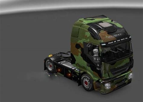skin pack new year 2017 for iveco hiway and volvo 2012 camo skin for iveco hi way ets2planet com