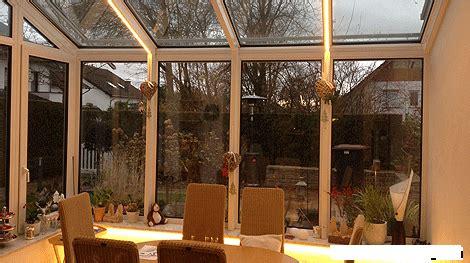 stilvolle wintergarten beleuchtung led lichtkonzepte gmbh