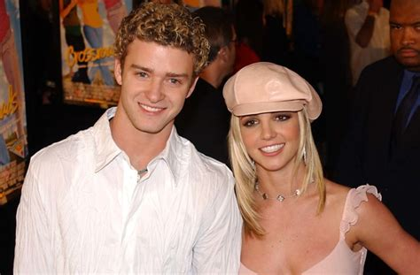 justin timberlake and britney spears exclusive no britney spears justin timberlake