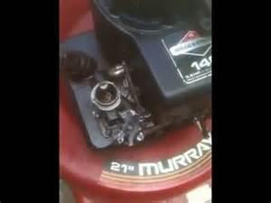 briggs and stratton 3 5hp 148cc engine 1984 youtube