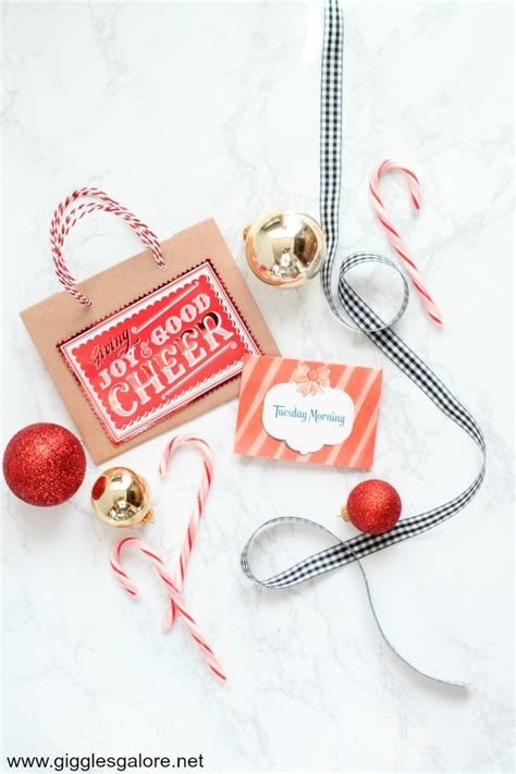 Tuesday Morning Gift Card - last minute gifts for everyone on your list