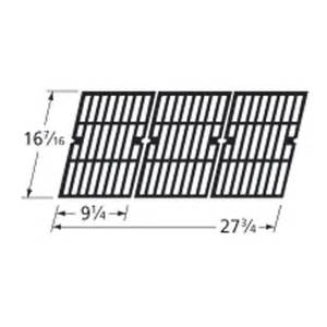 backyard grill parts heavy duty bbq parts 61613 matte cast iron cooking grid