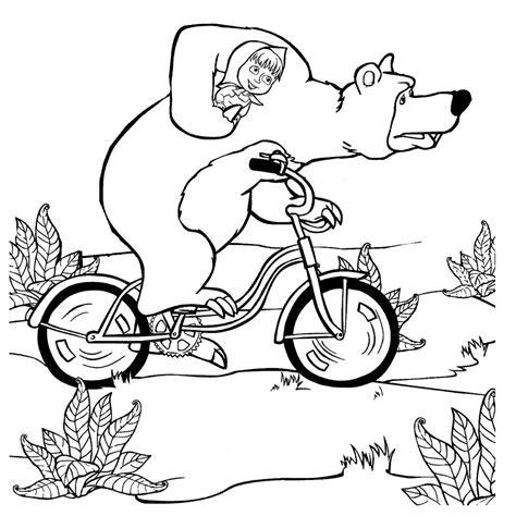 leuk voor kids masha en de beer 0012