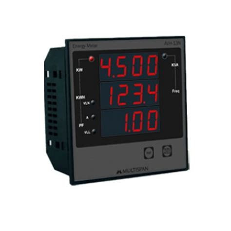 Multi Function Meter multispan multi function meter and power analyzer avh 13n