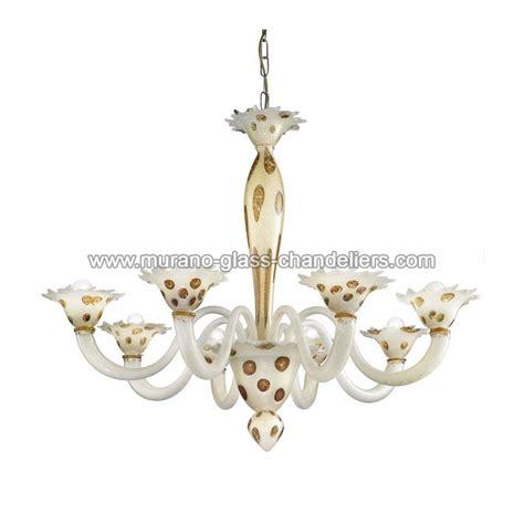 primavera 8 lights murano glass chandelier murano glass quot dalmata quot 8 lights murano glass chandelier murano glass chandeliers