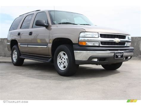 2004 sandalwood metallic chevrolet tahoe ls 72204272 gtcarlot car color galleries