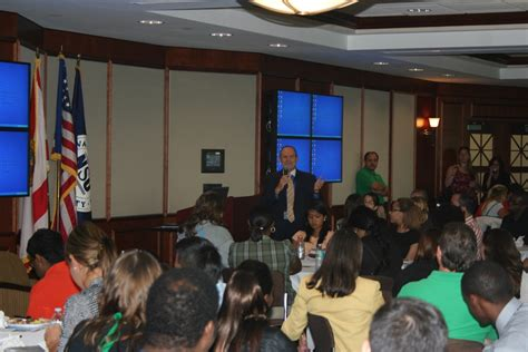 Mba Programs Fort Wayne by Huizenga Business School Hosts Nsu Students At Sales