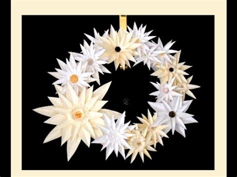 Decorated Files by Awesome Paper Wreath Paper Flower And Easy