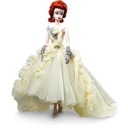 barbie collector fashion model gala gown doll