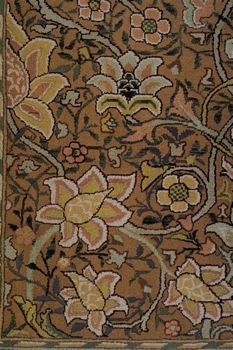 carpet design file morris redcar carpet detail jpg wikimedia commons