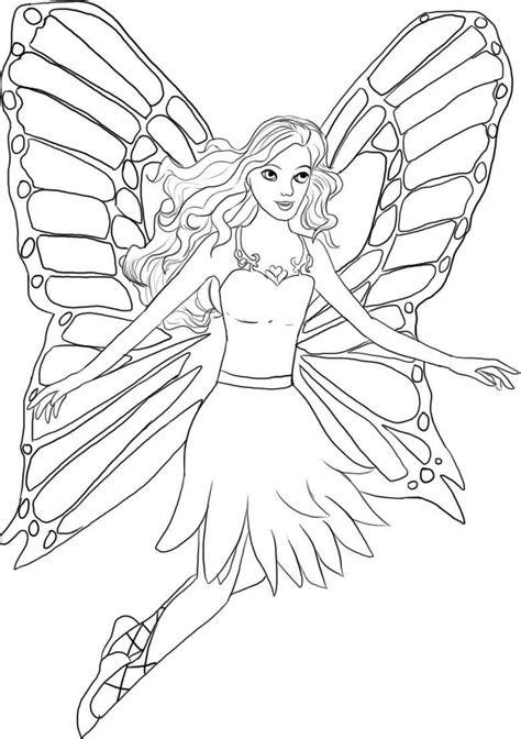 barbie coloring pages coloring pages for kids