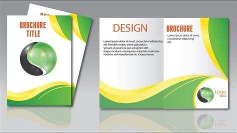 illustrator tutorial brochure design youtube adobe illustrator brochure design how to create simple