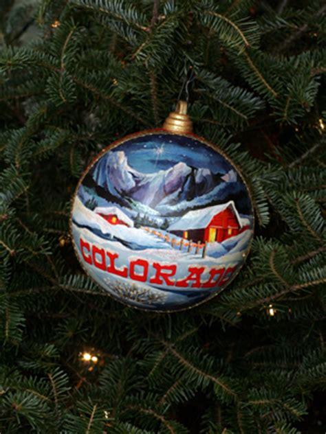 colorado ornaments ornaments representing colorado