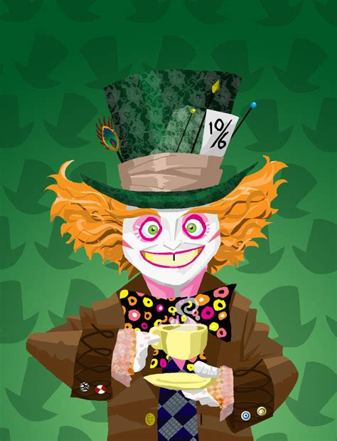 mad for cartoon mad hatter www imgkid com the image kid has it