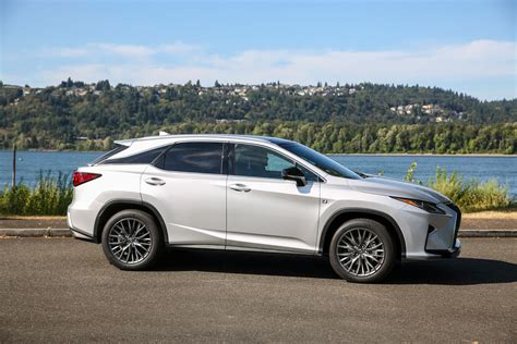 pimped lexus rx 350 2016 lexus rx detailed in the us through 137 photos