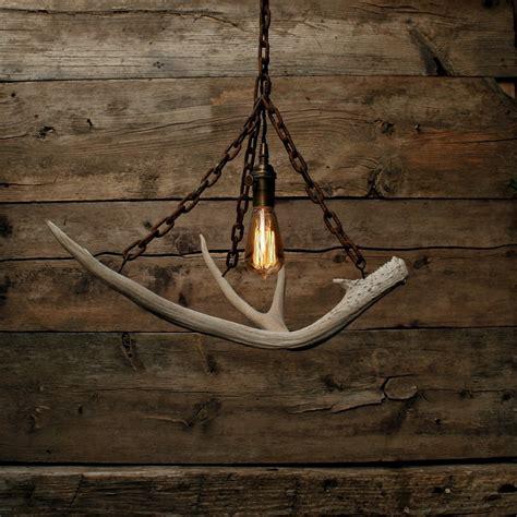 hanging deer lights the durango chandelier antler pendant light rustic