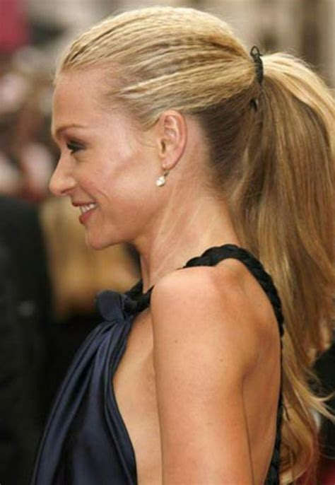 ponytail hairstyles for older women fancy ponytail hairstyles 2012 trendy women and men