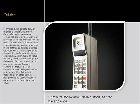 ventas tecnol 243 gicas c el primer tel fono celular de la historia telefon 205 a m